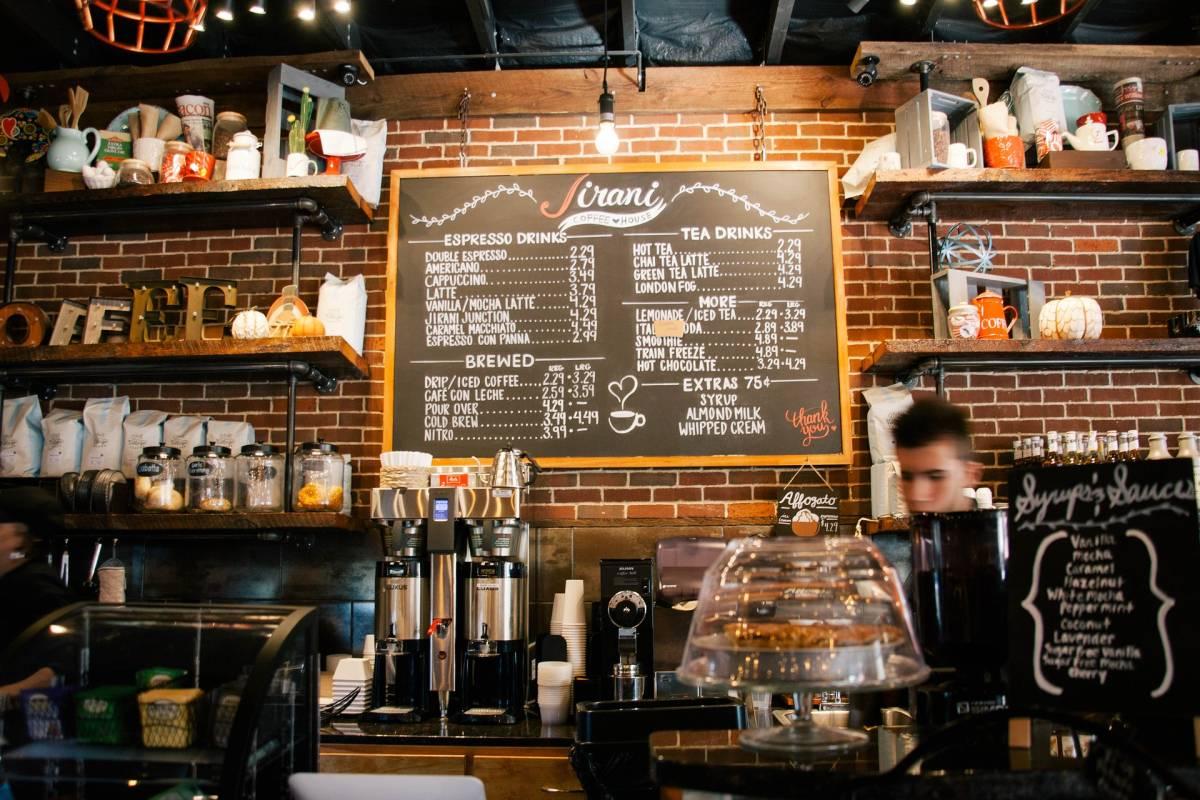 Table tactile pour bar
