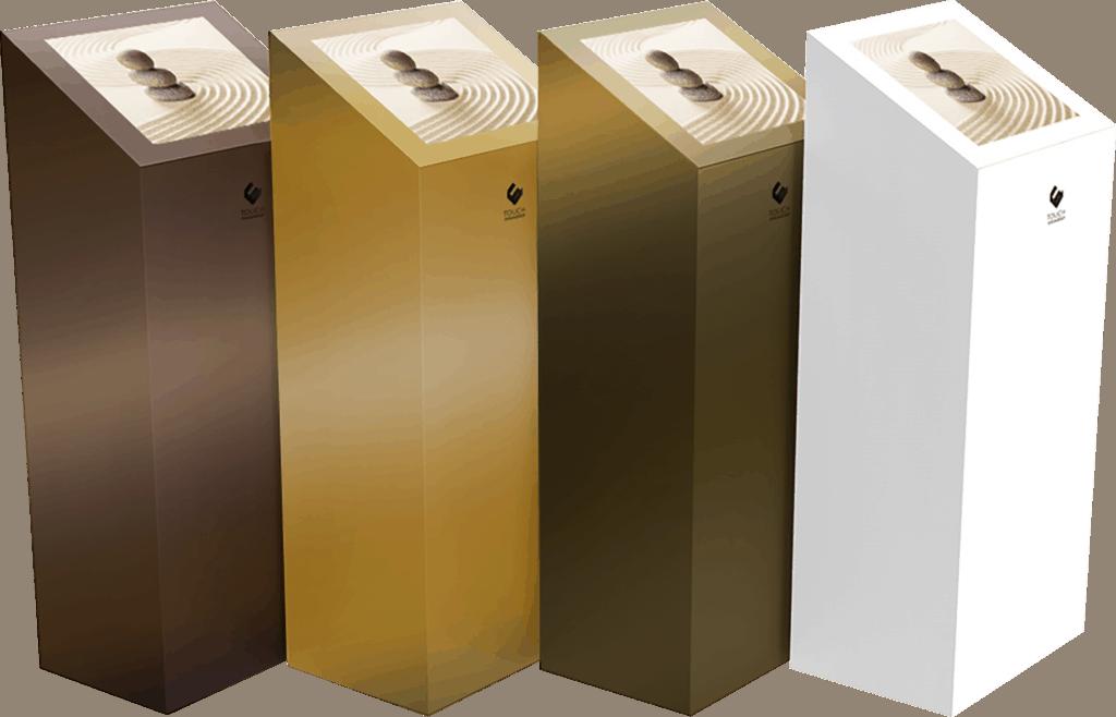Borne tactile Onyx couleur personnalisée