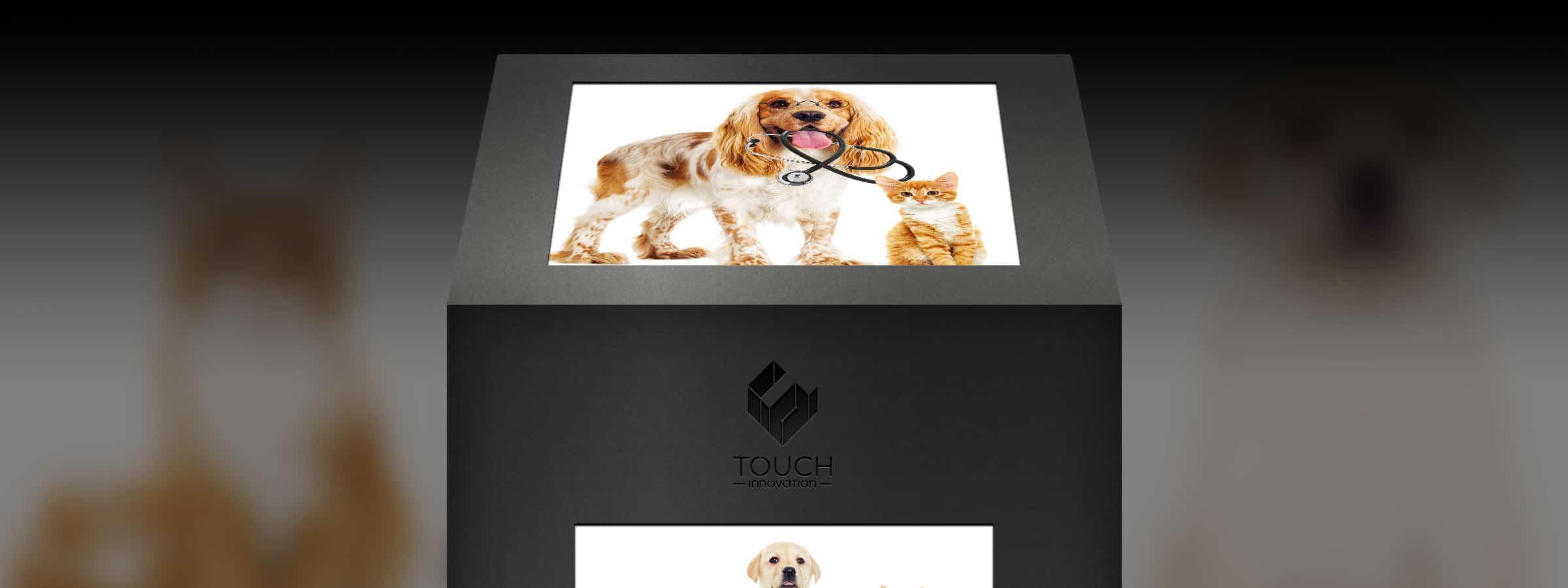 Borne tactile Funnyvet vétérinaire